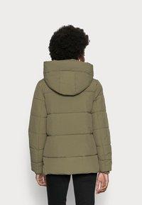 Esprit - Winter jacket - dark khaki - 2