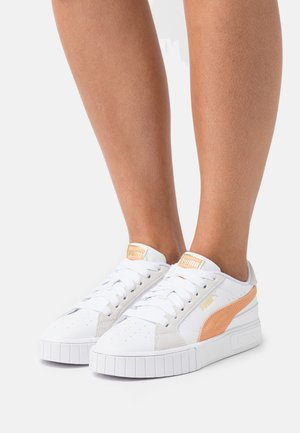CALI STAR MIX  - Baskets basses - white/peach