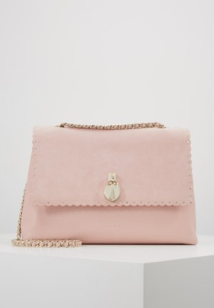 MONIKAH - Käsilaukku - nude/pink