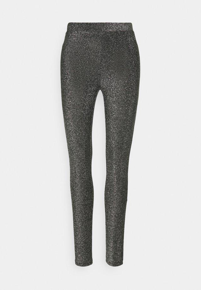 PCRINA - Legging - silver