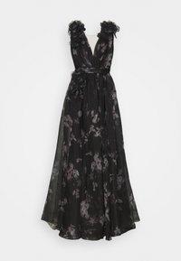 Marchesa - GOWN - Robe de cocktail - black - 8