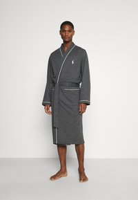 Polo Ralph Lauren - LOOP BACK - Dressing gown - charcoal heather - 1