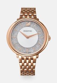 Swarovski - CRYSTALLINE CHIC - Watch - rose gold-coloured - 0