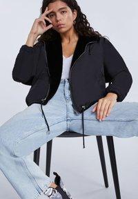 SET - Light jacket - black - 5