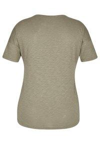 Rabe 1920 - Print T-shirt - oliv - 1