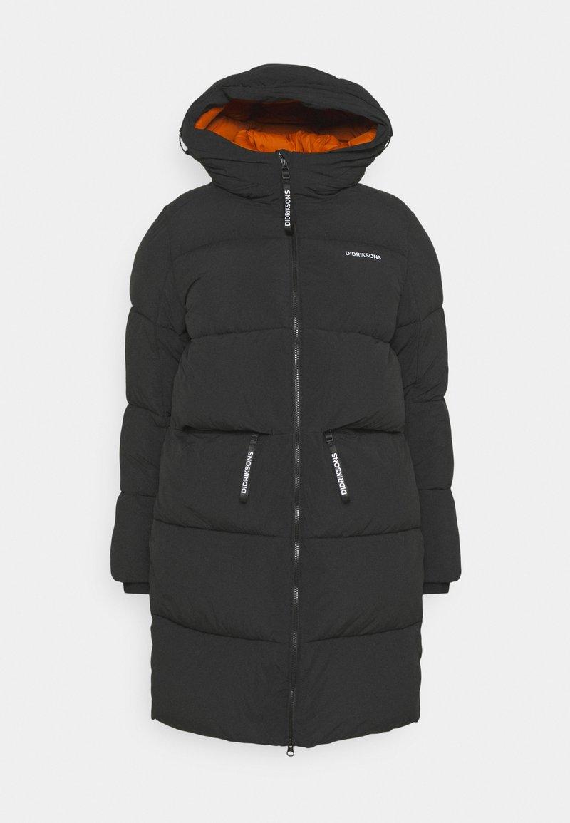 Didriksons - NOMI WOMEN'S PARKA - Winter jacket - black