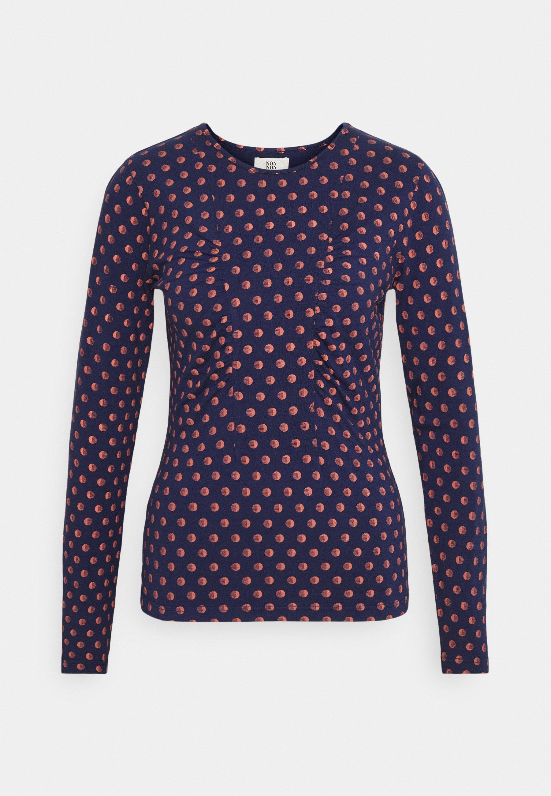 Women PRINTED - Long sleeved top