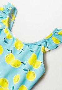 Mango - Swimsuit - pastelgroen - 2