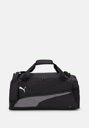 FUNDAMENTALS SPORTS BAG M UNISEX - Torba sportowa - black