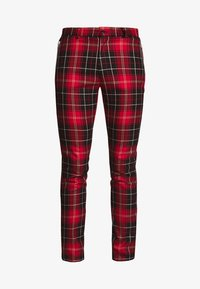 Topman - CHECK WHYATT - Kalhoty - multicolor - 4