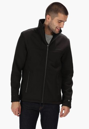 Soft shell jacket - black(black)