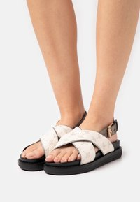 JOOP! - CORTINA MARA  - Platform sandals - offwhite - 0