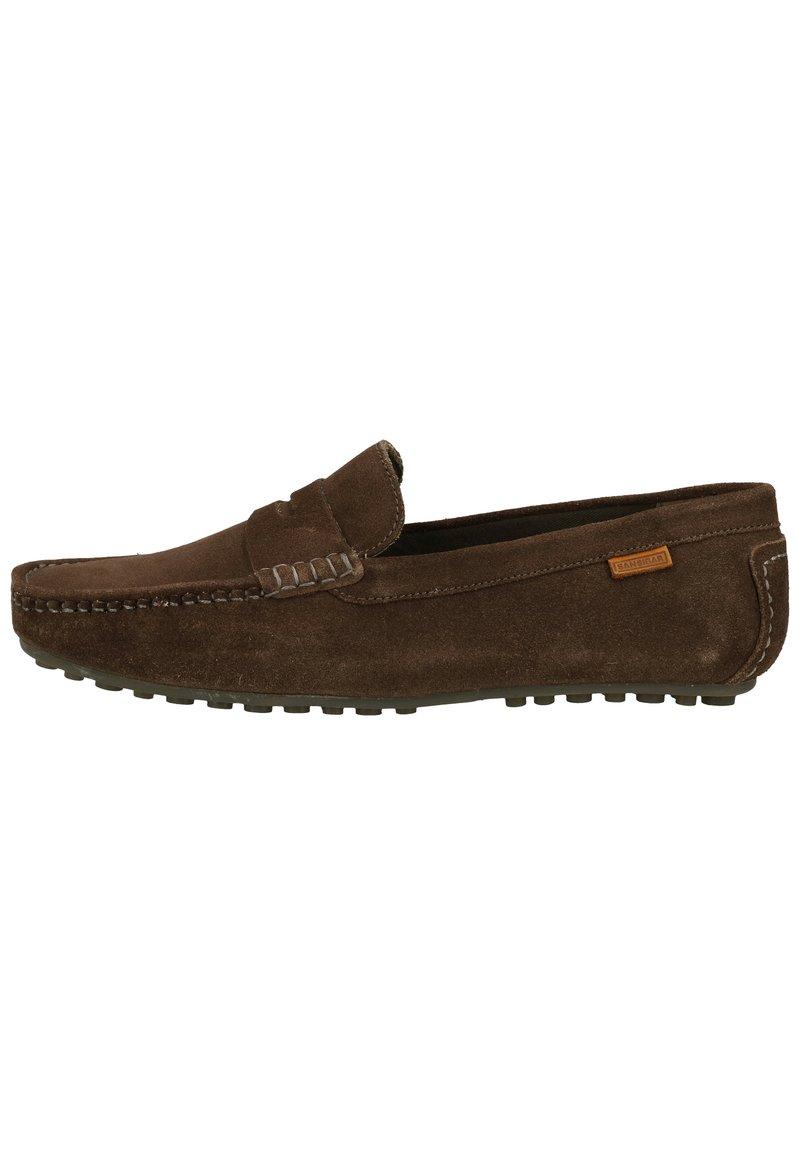 Sansibar Shoes - Mocassins - olivegrün 61