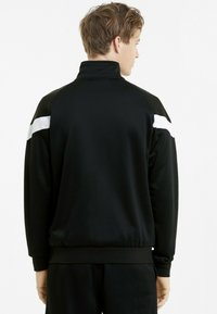 Puma - ICONIC MCS  - Zip-up hoodie - puma black - 2