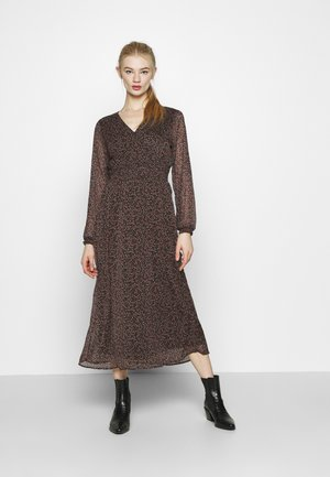 ONYVONNA MIDI DRESS  - Maxiklänning - black