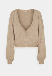 Nly by Nelly - OFF TOPIC - Cardigan - beige - 0