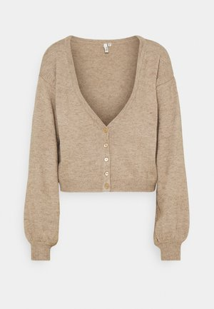 OFF TOPIC - Cardigan - beige