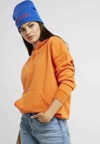 Calvin Klein - CLASSIC BEANIE - Bonnet - blue - 1