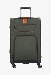 Stratic - Wheeled suitcase - khaki - 0