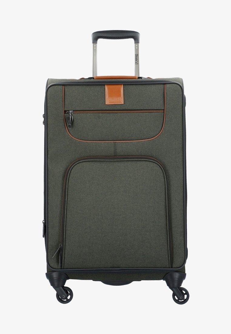 Stratic - Wheeled suitcase - khaki