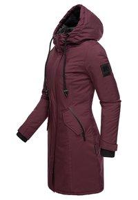 Navahoo - LETIZIAA - Winter coat - burgundy - 2