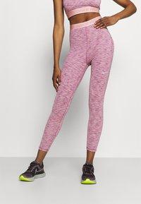 Nike Performance - CROP - Medias - sweet beet/pink glaze/white - 0