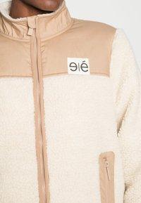 esmé studios - SAMARA PILE JACKET - Winter jacket - bleached sand - 4