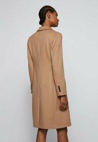 BOSS - CURIA - Classic coat - light brown - 2
