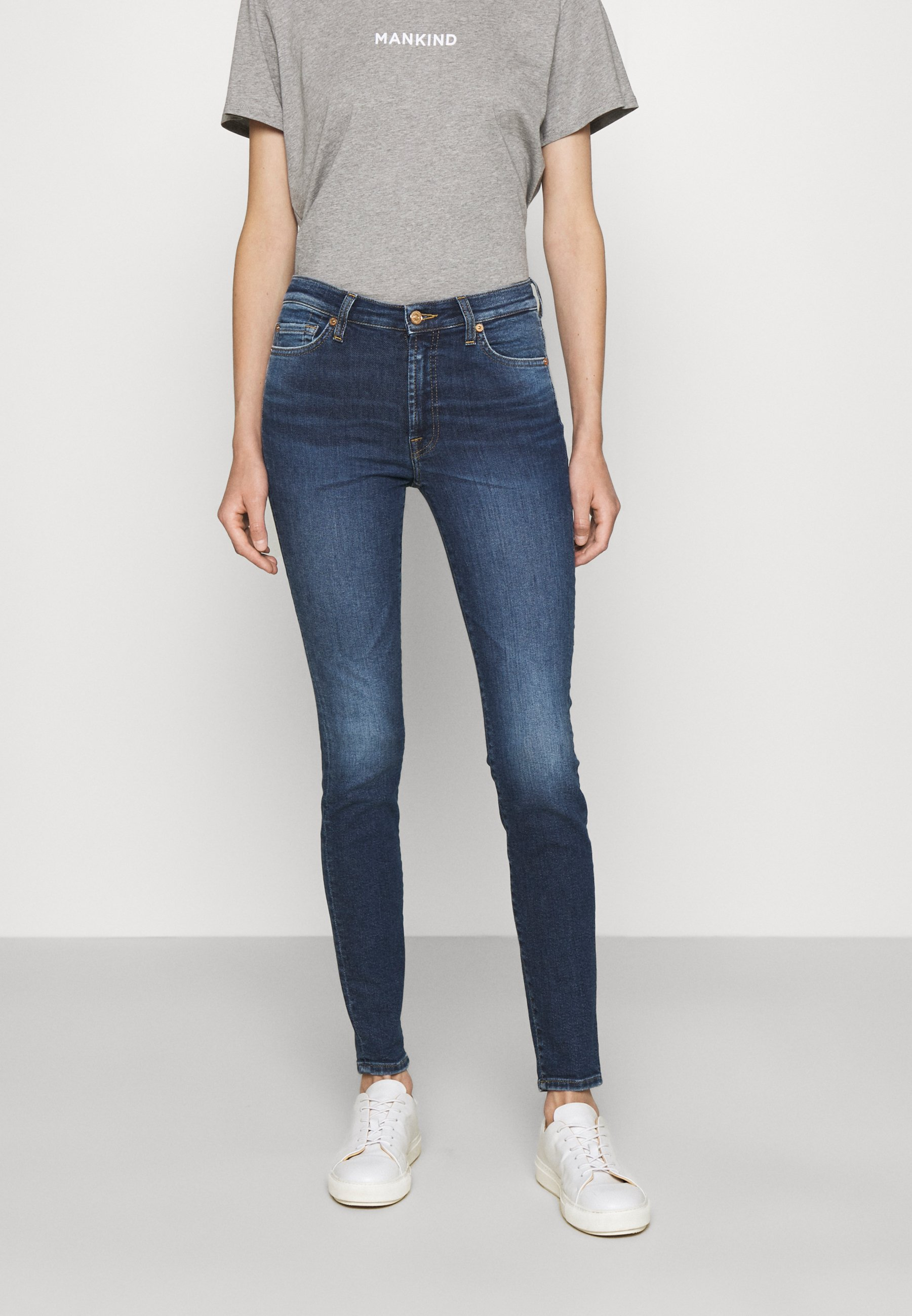 Femme ILLUSION ABOVE - Jeans Skinny