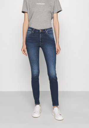 ILLUSION ABOVE - Jeans Skinny Fit - mid blue