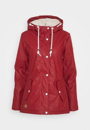 MARGE - Light jacket - red