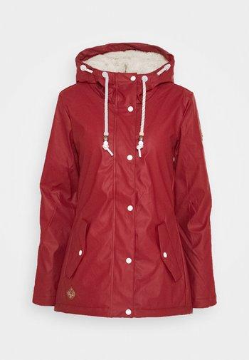MARGE - Light jacket - red