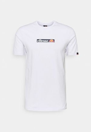 MALELI TEE - Print T-shirt - white