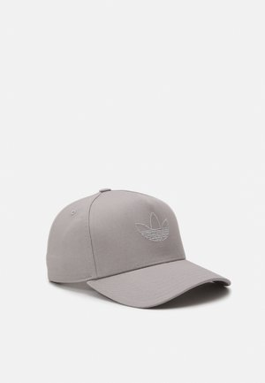 OUTLINE TRUCKER UNISEX - Cap - grey