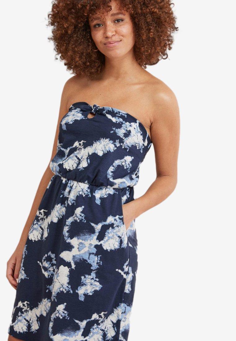 Next - BOOBTUBE  - Day dress - dark blue
