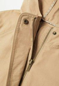 Mango - JULIA - Outdoor jacket - beige - 2