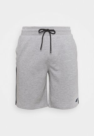 HERREN SHORTS SANTINO - Sports shorts - grey
