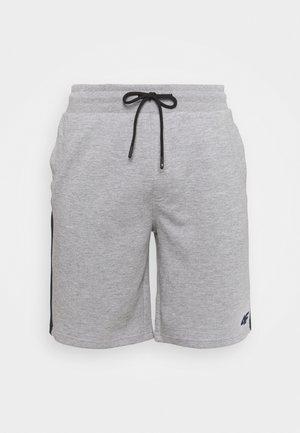 Men's sweat shorts - Sports shorts - grey