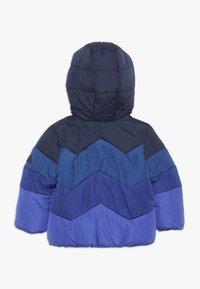 mothercare - BABY JACKET COLOURBLOCK - Winter jacket - blue - 1