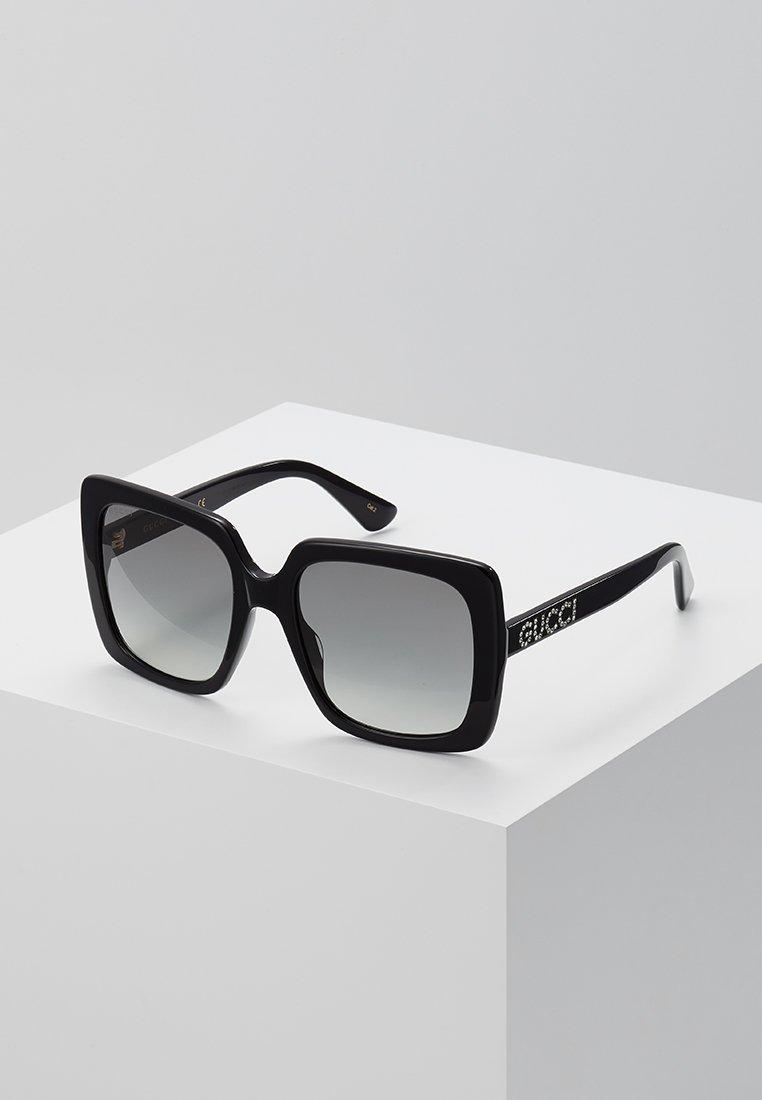Gucci - Sonnenbrille - black/grey