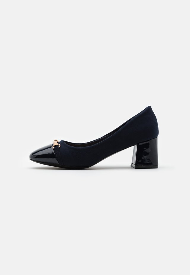 CAST - Klassiske pumps - navy