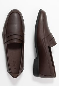 New Look - LAWRENCE PENNY LOAFER - Mocassins - light brown - 1