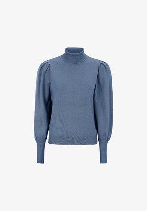 LEANA - Trui - colony blue
