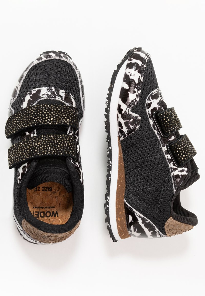 Woden - ALAYA MIX - Zapatillas - black
