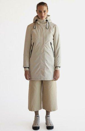 MULHACEN - Waterproof jacket - blanco