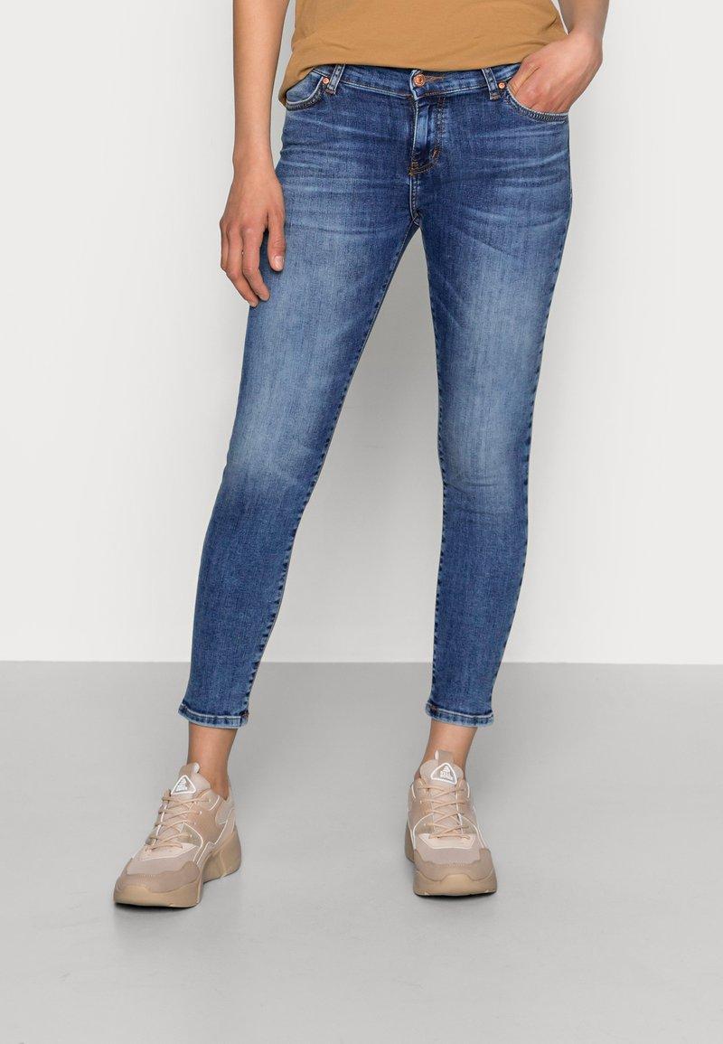 LTB - LONIA - Jeans Skinny Fit - blue denim
