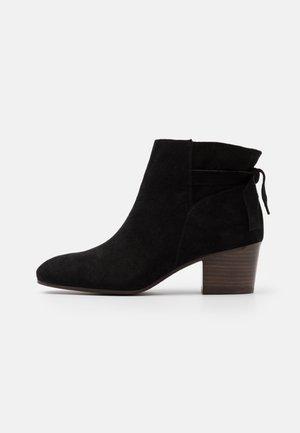 ADELITA - Kotníková obuv - noir