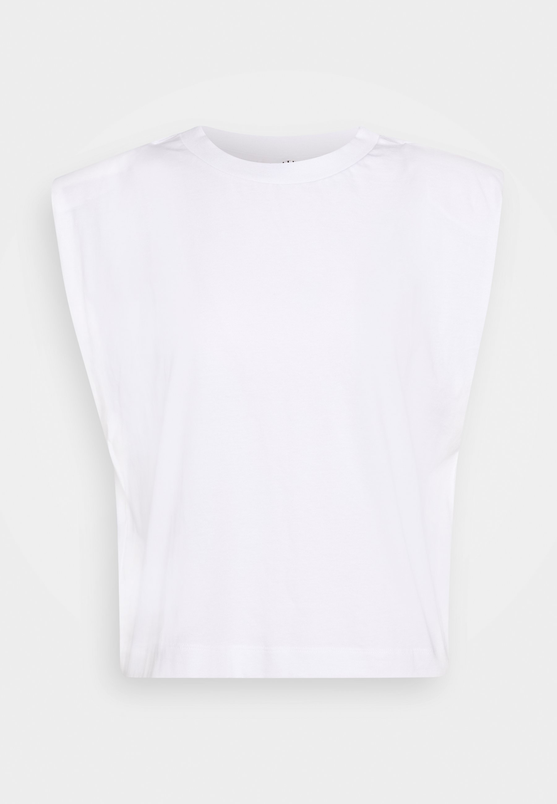 Edited Elise - T-shirts Weiß/hvit