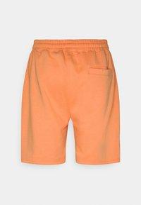 Mennace - ESSENTIAL UNISEX  - Shorts - peach - 1