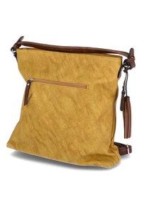 Rieker - Across body bag - gelb - 1